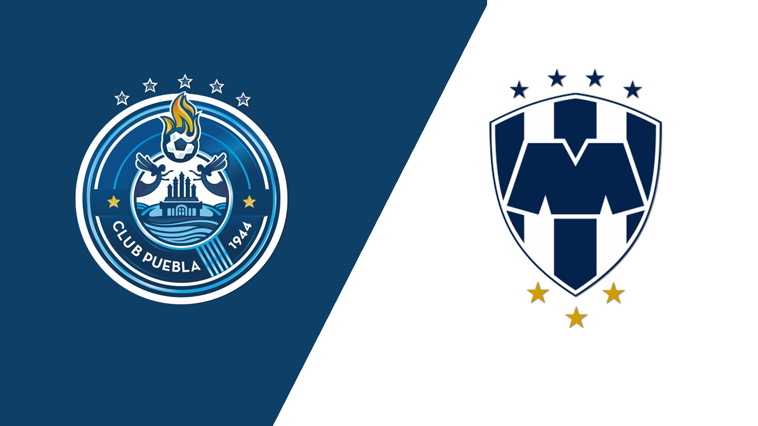 In Spanish - Puebla FC vs. Rayados Monterrey (Jornada 4) (Copa Mexico)