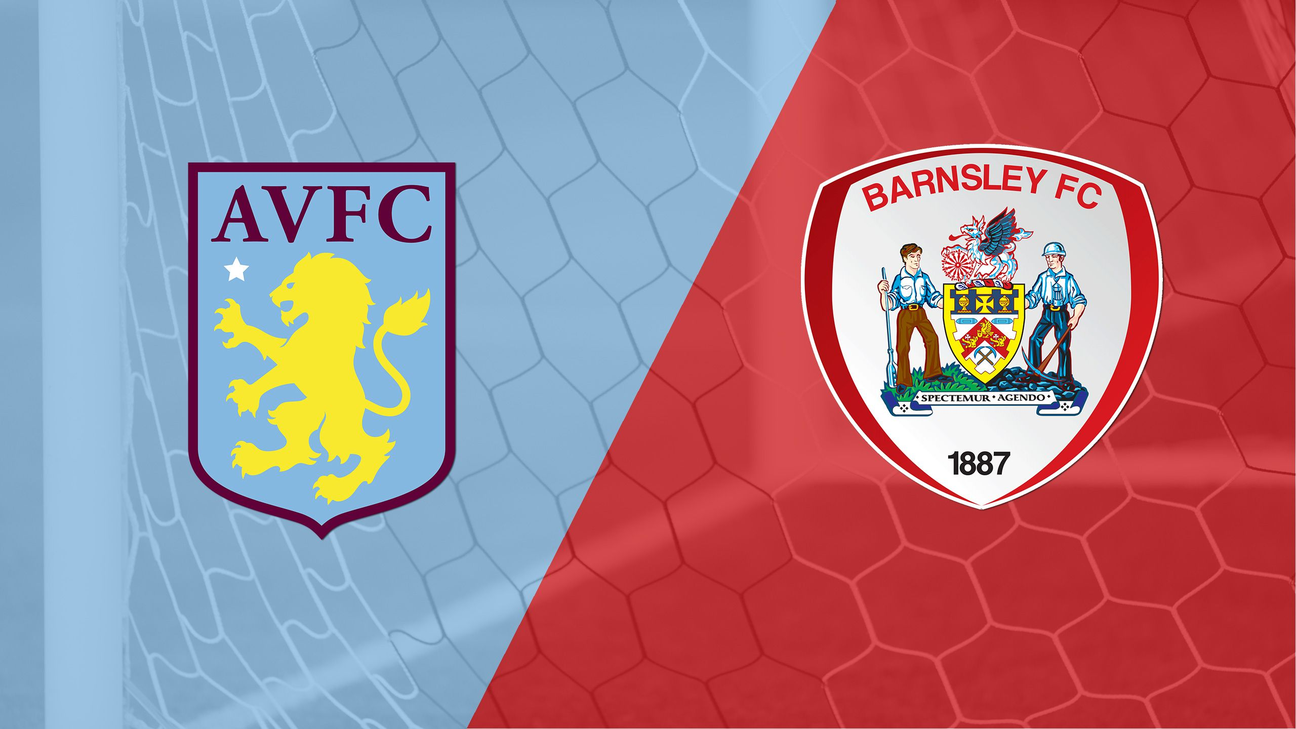 Aston Villa vs. Barnsley (English League Championship)