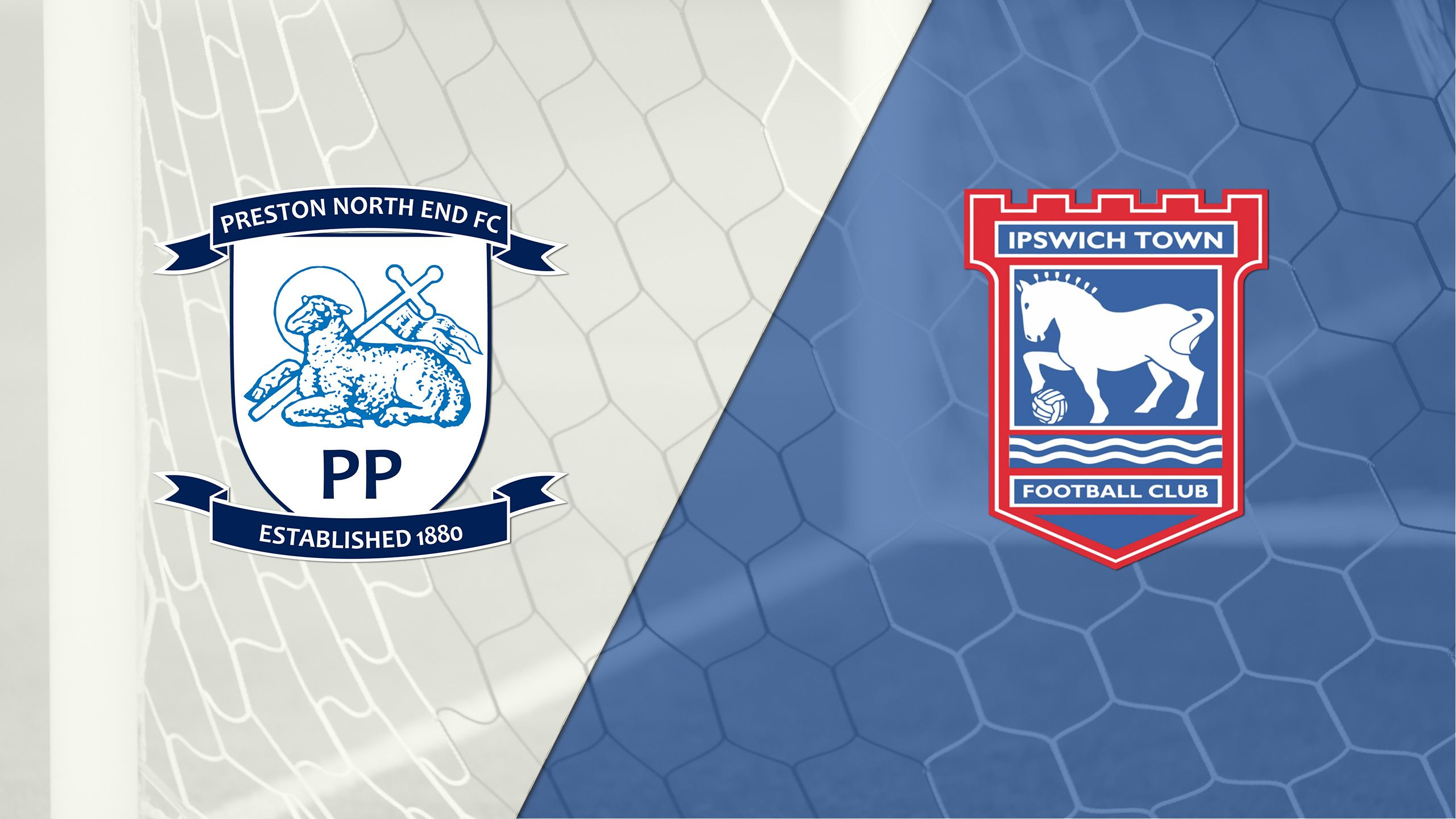 Preston North End vs. Ipswich Town (English League Championship)