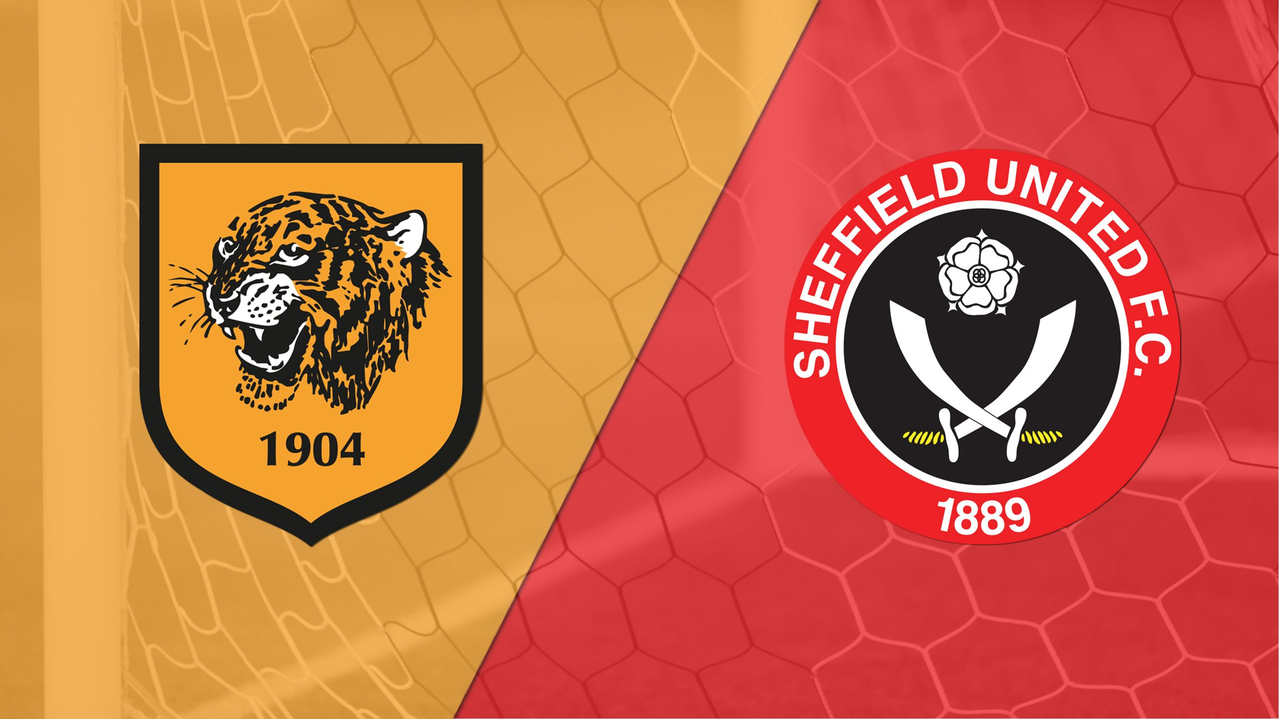 Hull City vs. Sheffield United (English League Championship)
