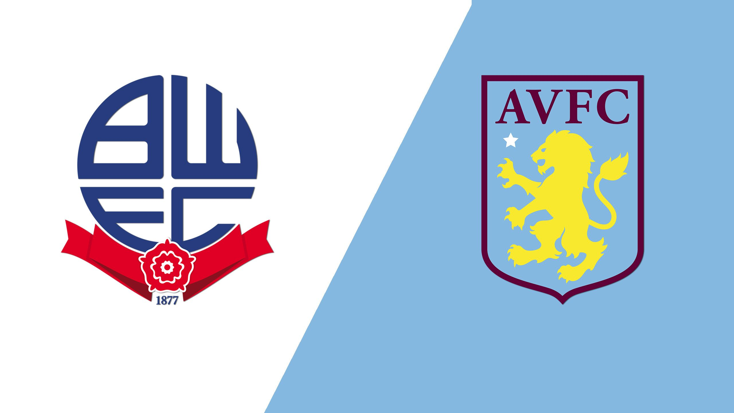 Bolton Wanderers vs. Aston Villa (English League Championship)