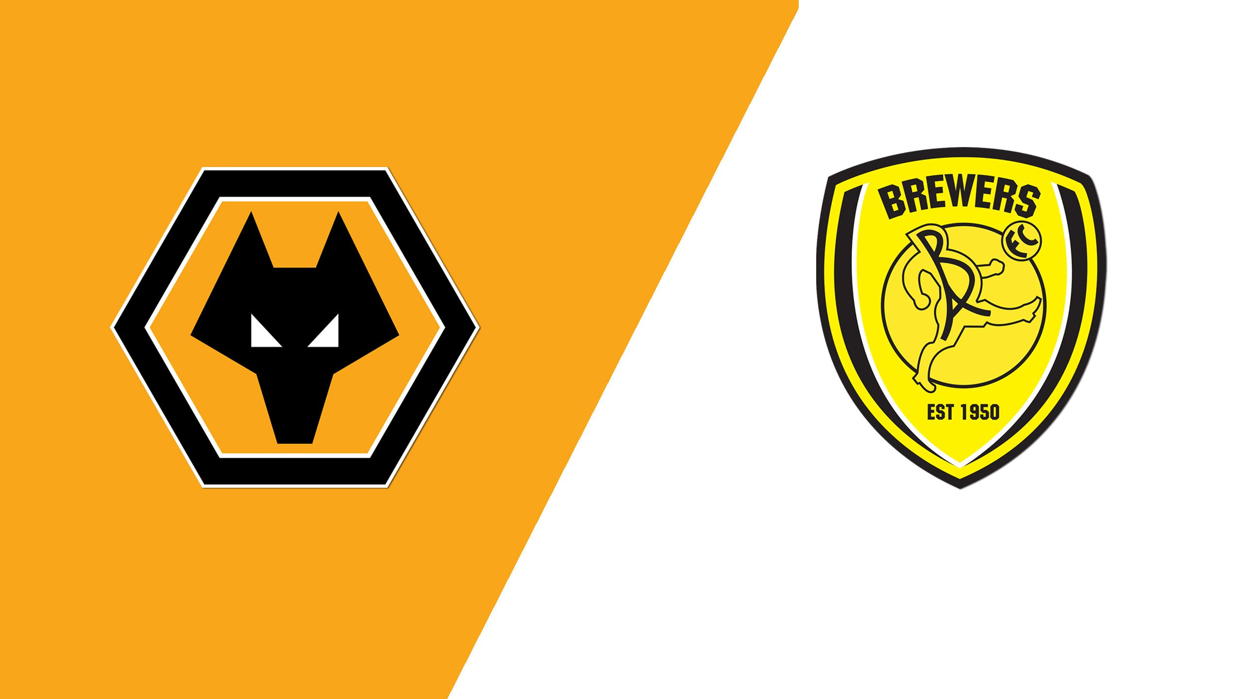 Wolverhampton Wanderers vs. Burton Albion (English League Championship)