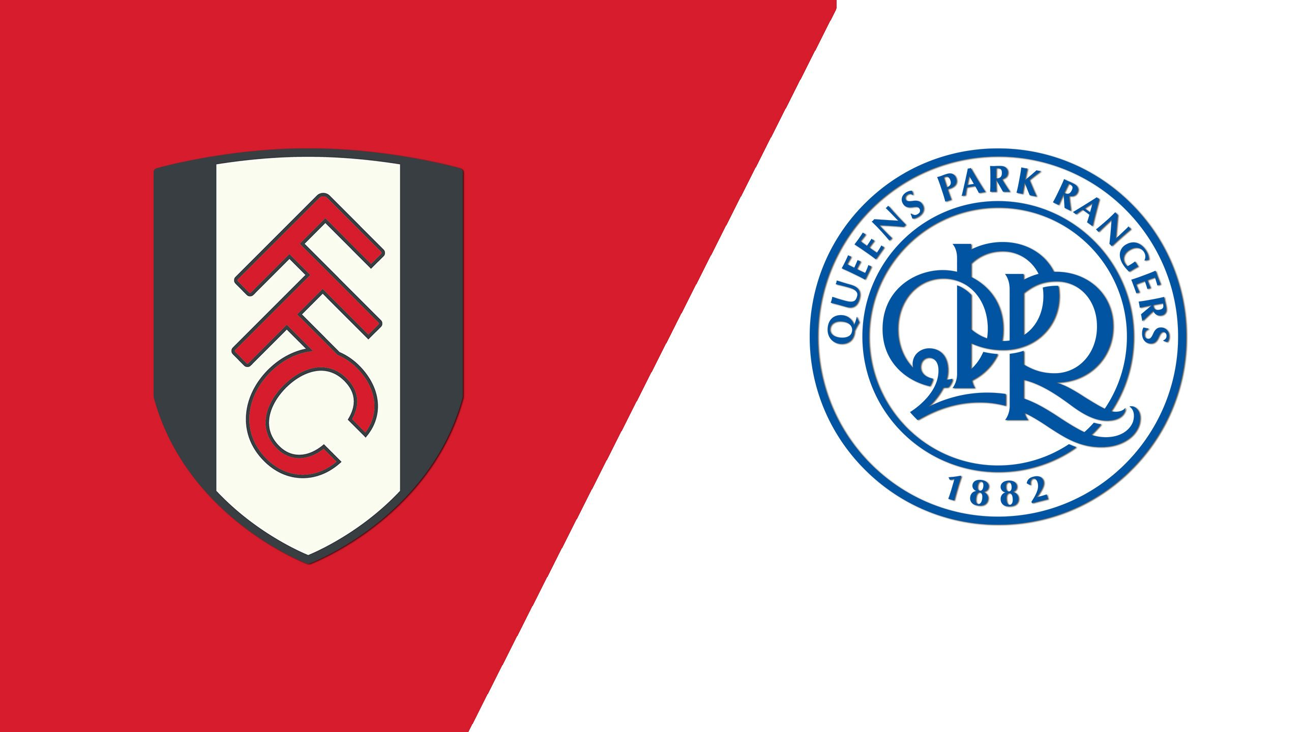 Fulham vs. Queens Park Rangers (English League Championship)