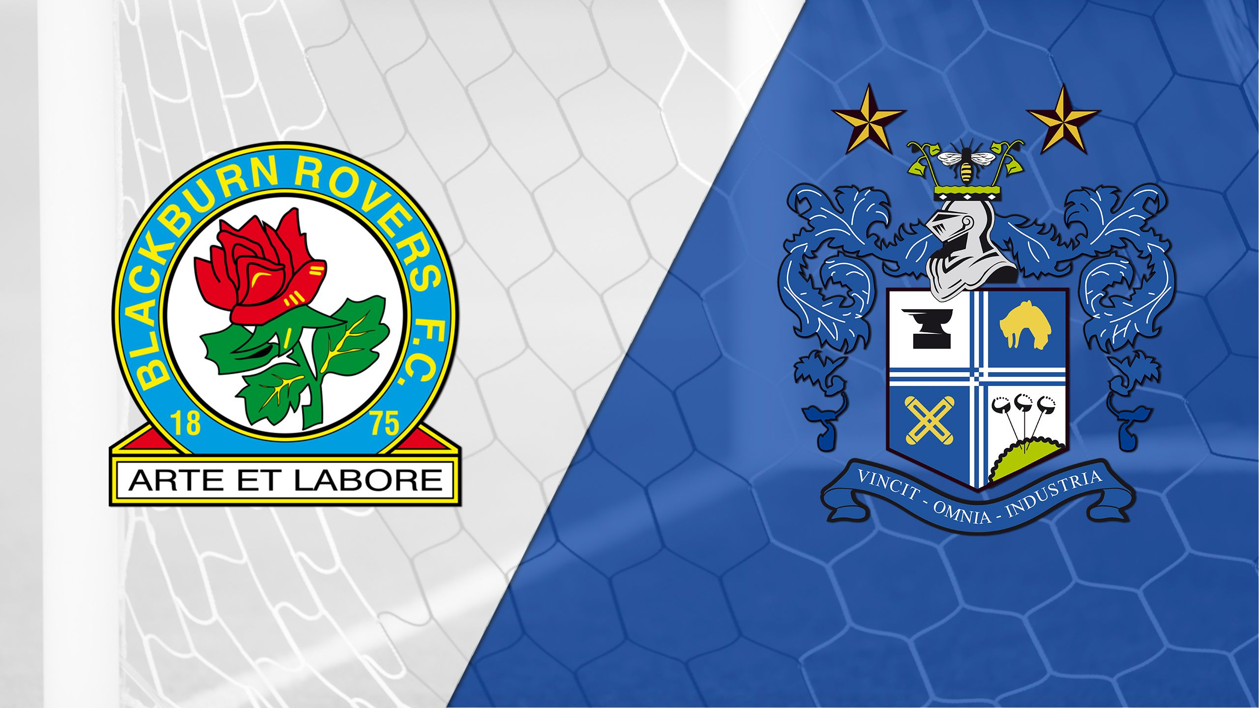 Blackburn Rovers vs. Bury (English League One)