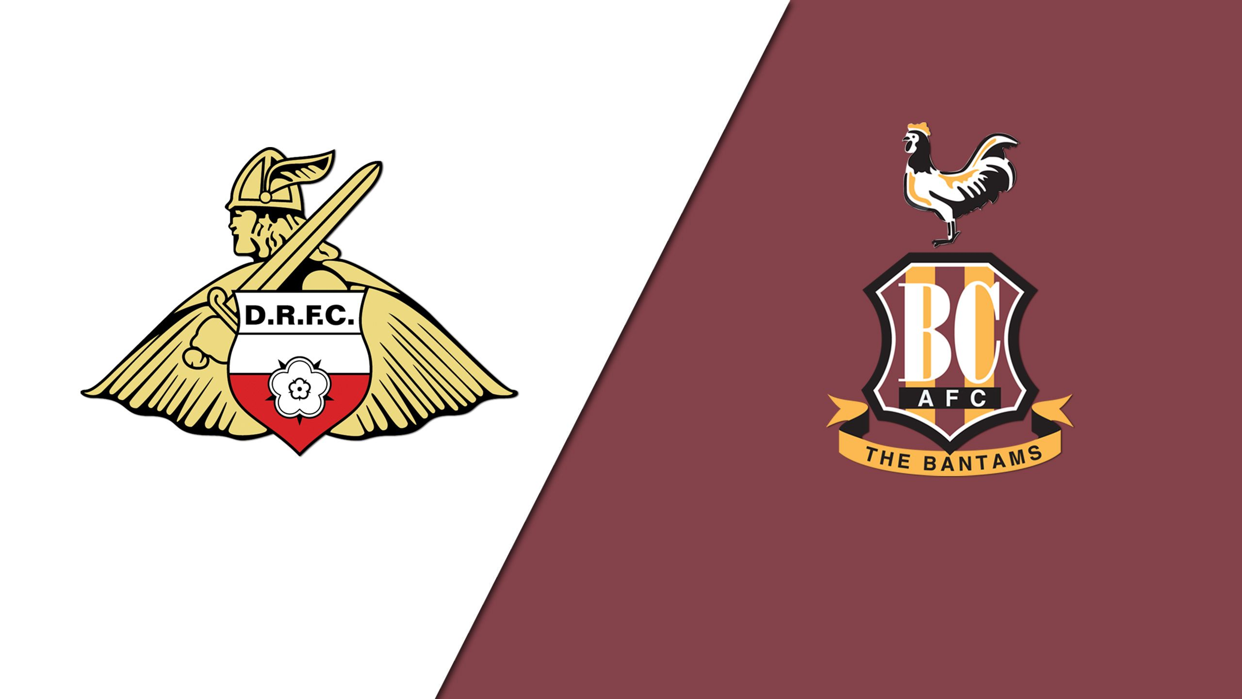 Doncaster Rovers vs. Bradford City (English League One)