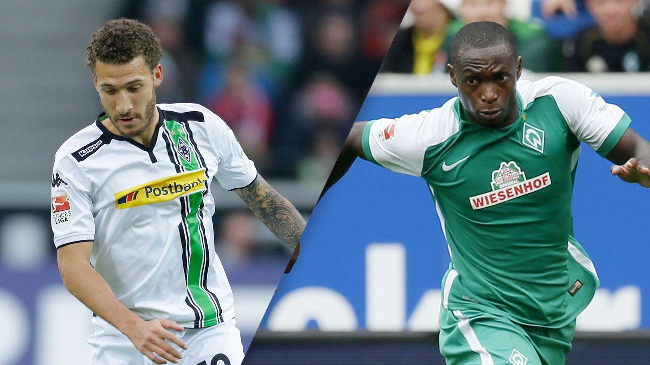 Borussia Monchengladbach vs. Werder Bremen (Round of 16) (German Cup)