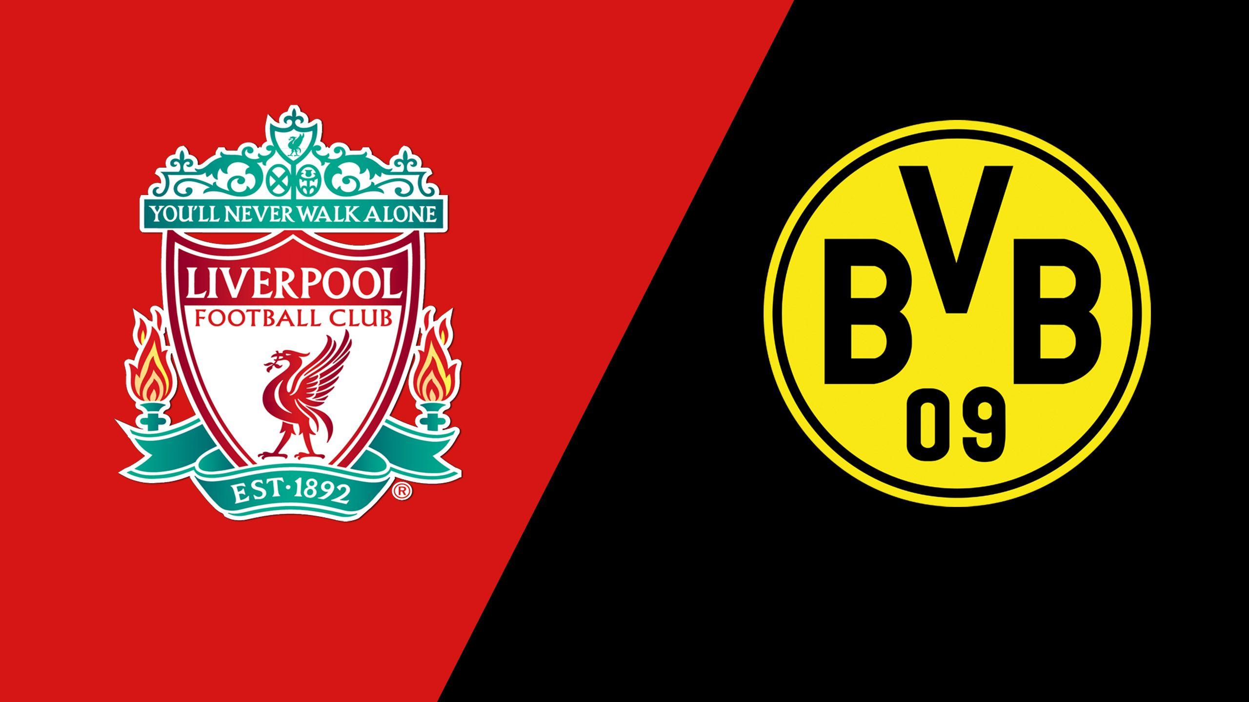 In Spanish - Liverpool vs. Borussia Dortmund (International Champions Cup)