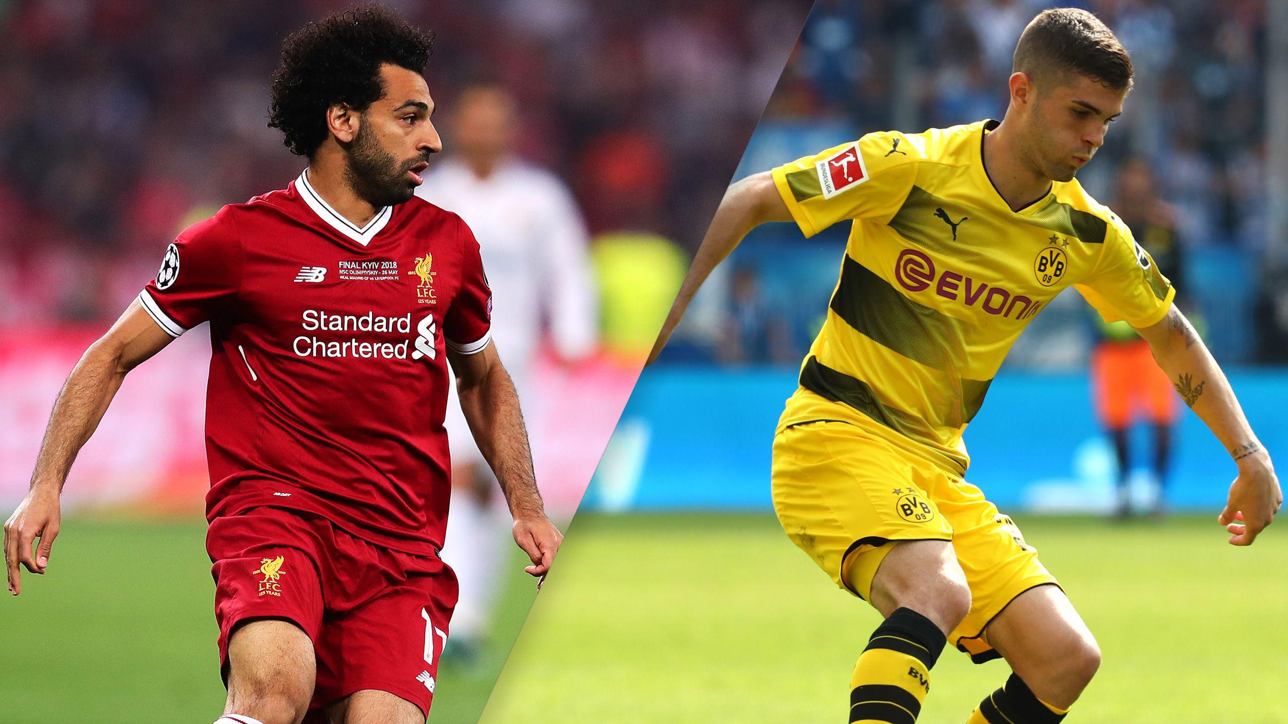 Liverpool vs. Borussia Dortmund (International Champions Cup)