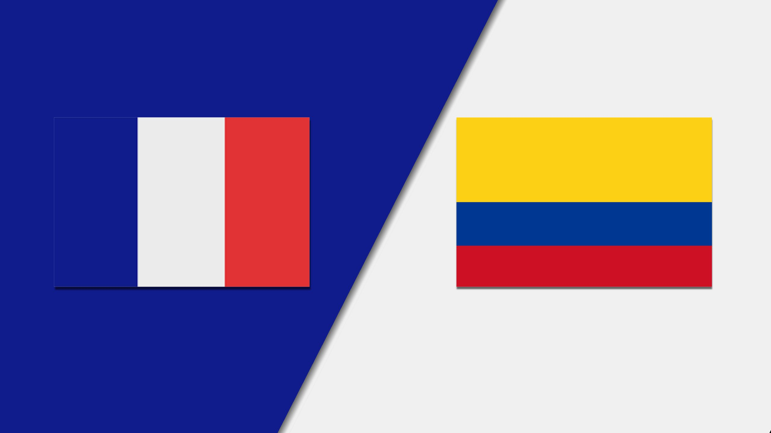 In Spanish - France vs. Colombia (International Friendly) (re-air)