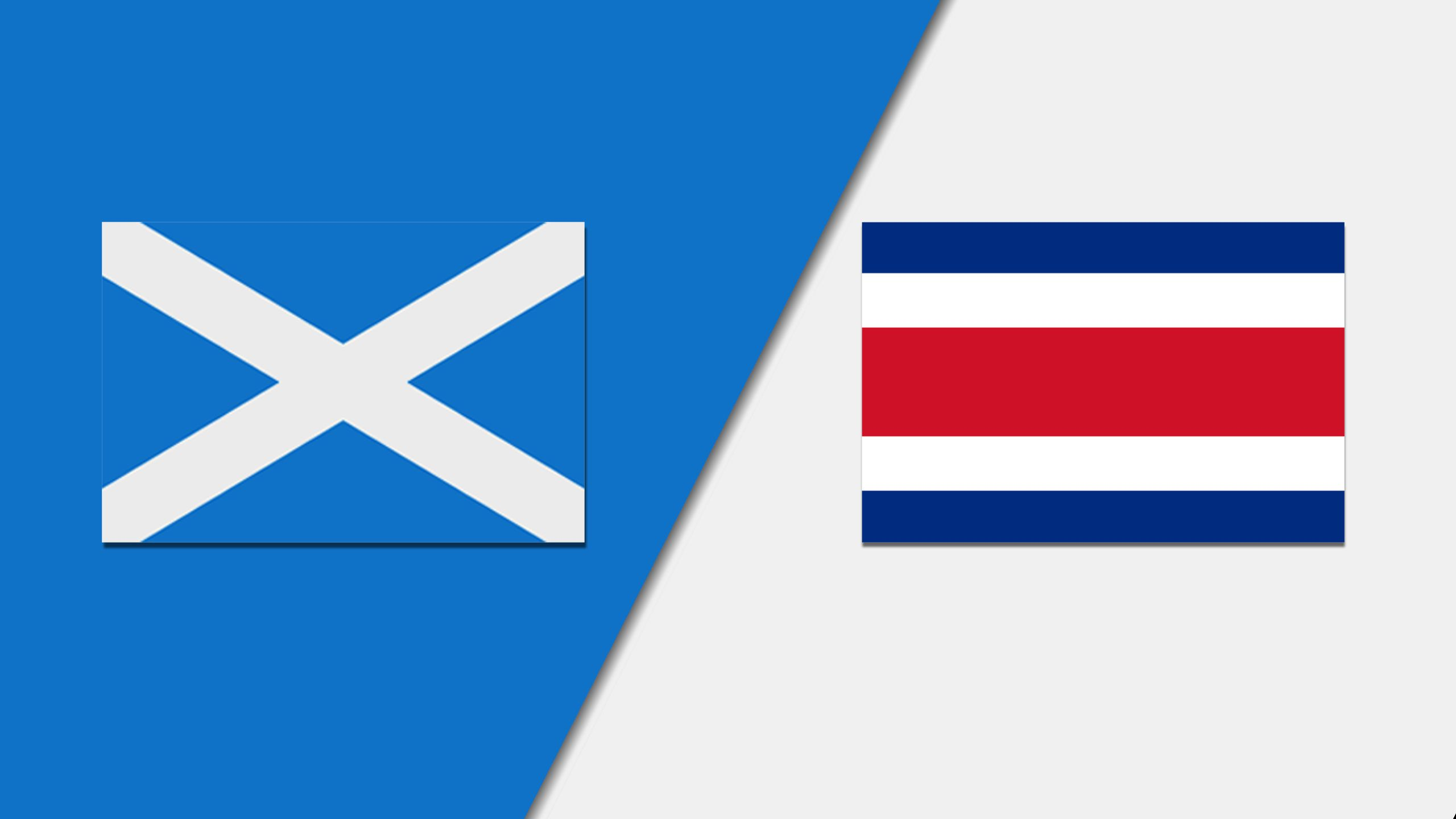 Scotland vs. Costa Rica (International Friendly)