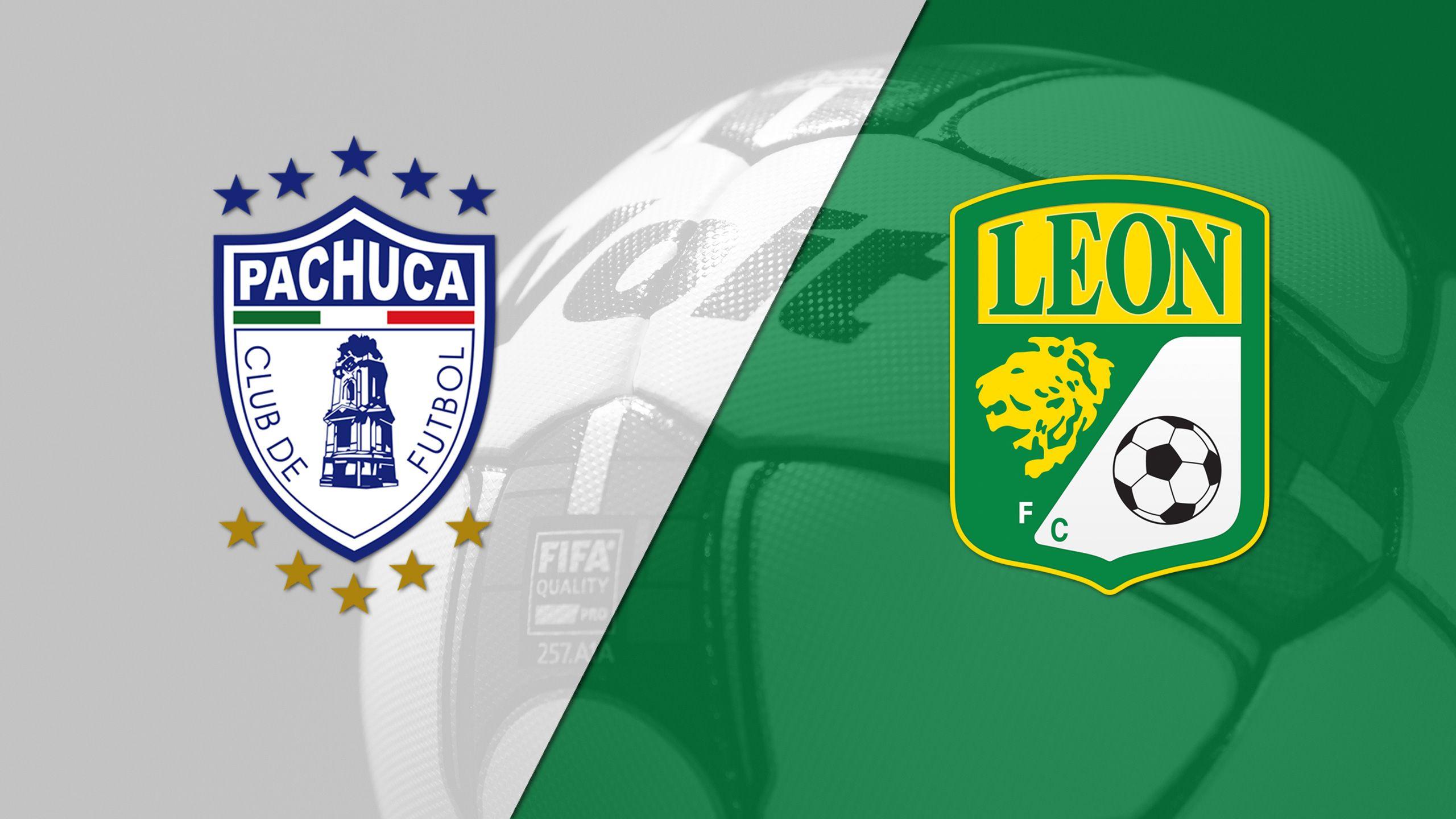 In Spanish - Tuzos del Pachuca vs. Club León (Matchday #9) (Liga MX)
