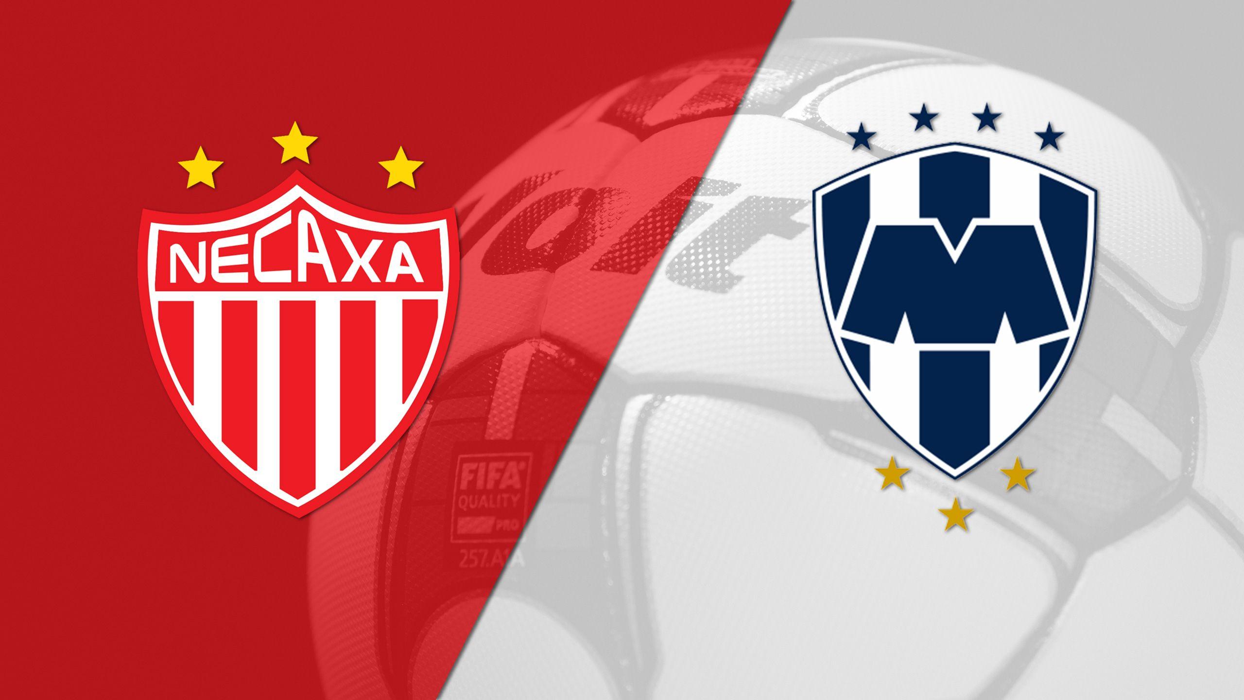 In Spanish - Rayos del Necaxa vs. Rayados Monterrey (Matchday #8) (Liga MX)