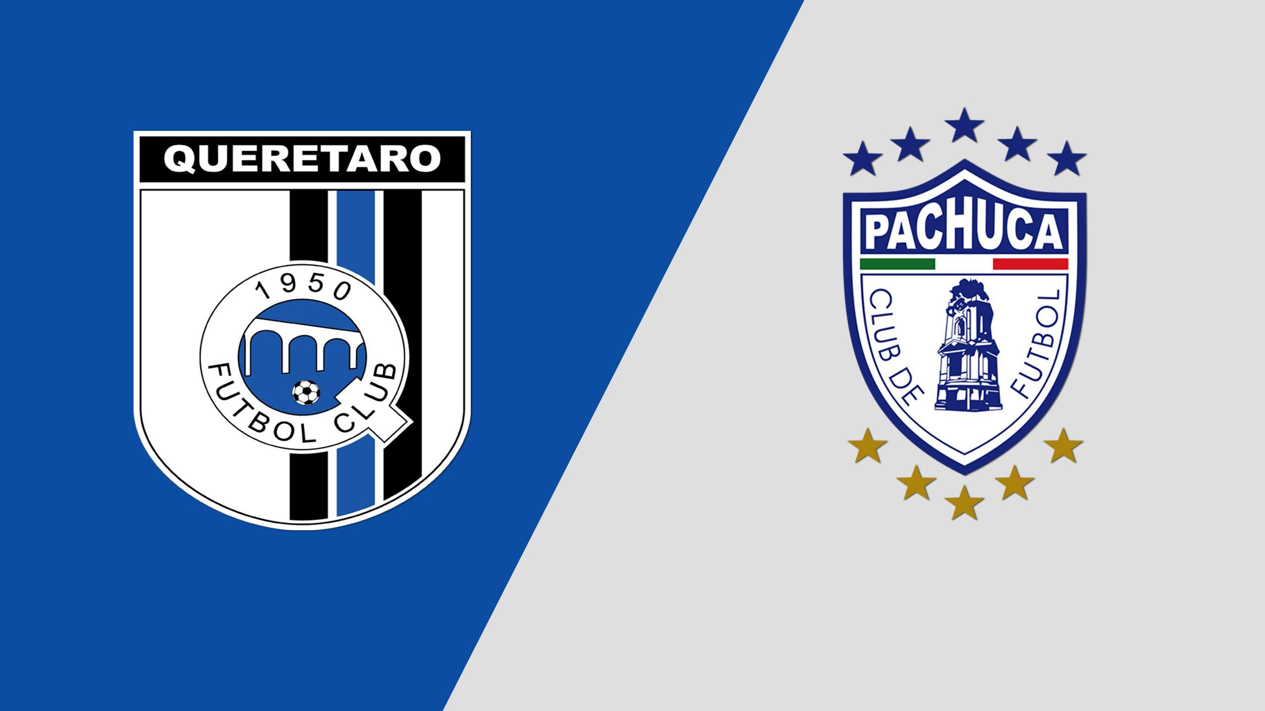 In Spanish - Gallos Blancos de Querétaro vs. Tuzos del Pachuca (Matchday #16) (Liga Bancomer)