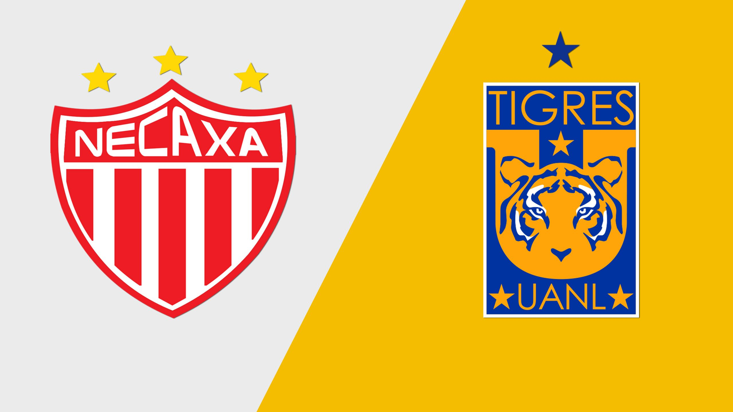 In Spanish - Rayos del Necaxa vs. Tigres UANL (Matchday #16) (Liga Bancomer)