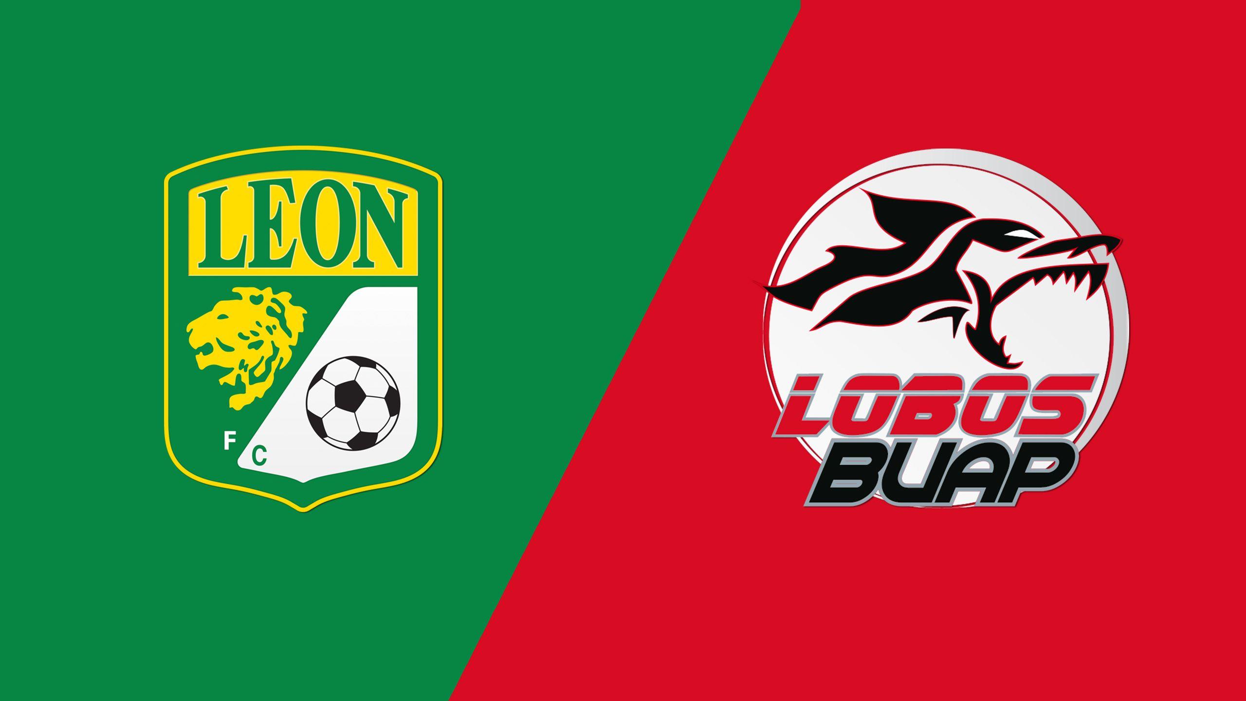 In Spanish - Club León vs. Lobos BUAP (Matchday #12) (Liga Bancomer)