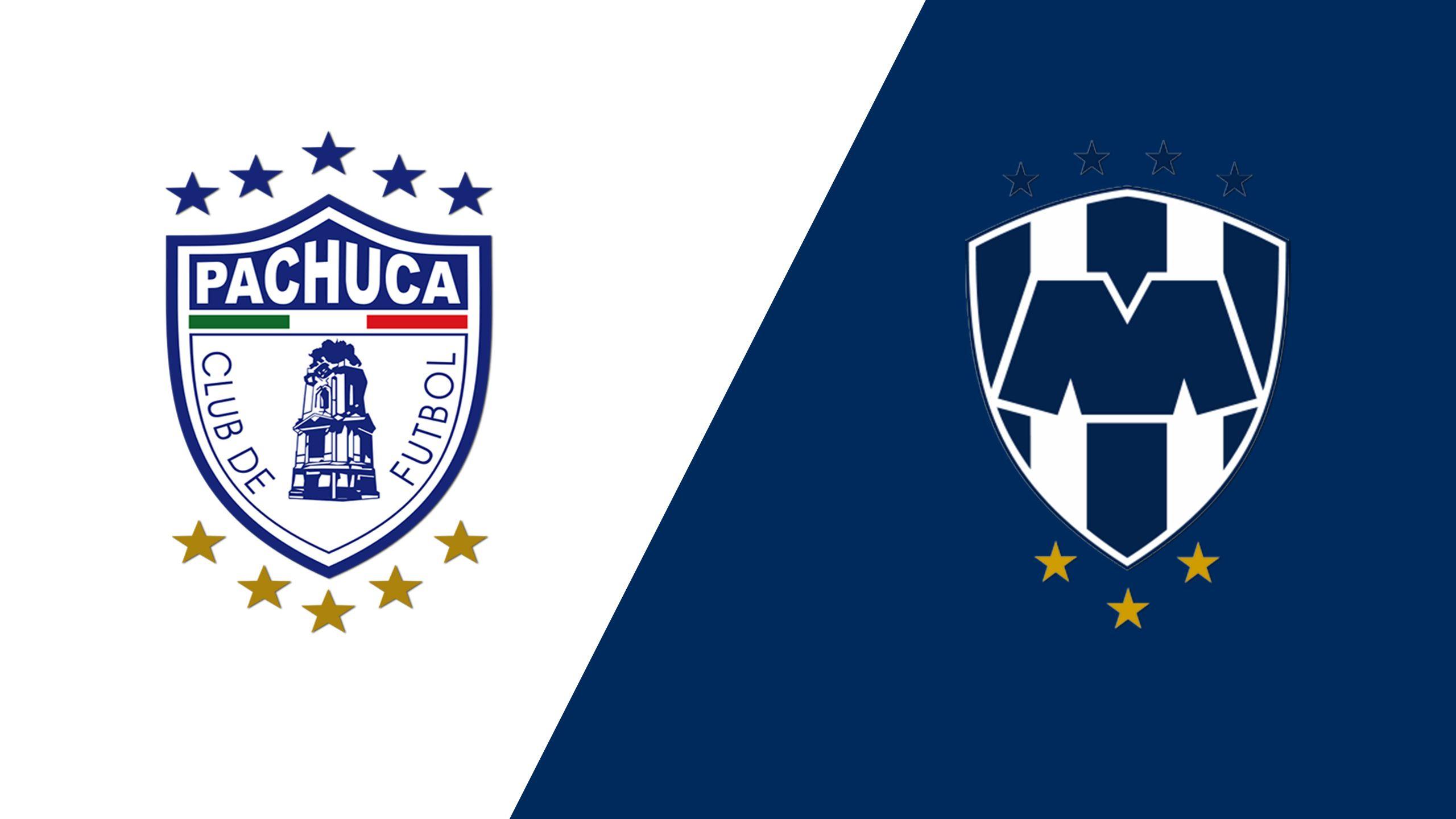 In Spanish - Tuzos del Pachuca vs. Rayados Monterrey (Jornada 1) (Liga Bancomer)