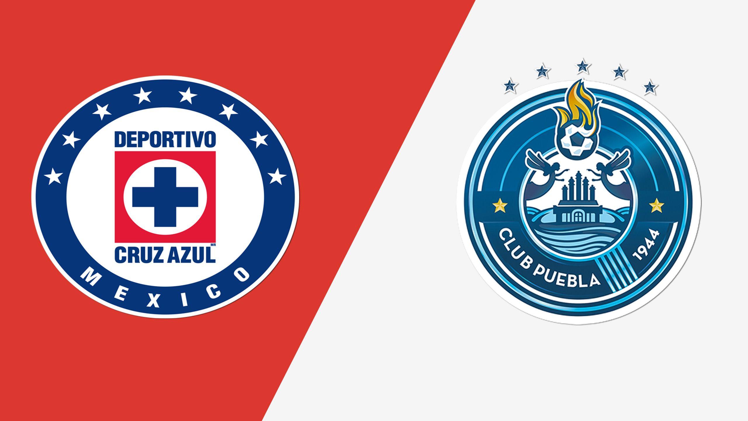 In Spanish - Cruz Azul vs. Puebla FC (Jornada 1) (Liga Bancomer)