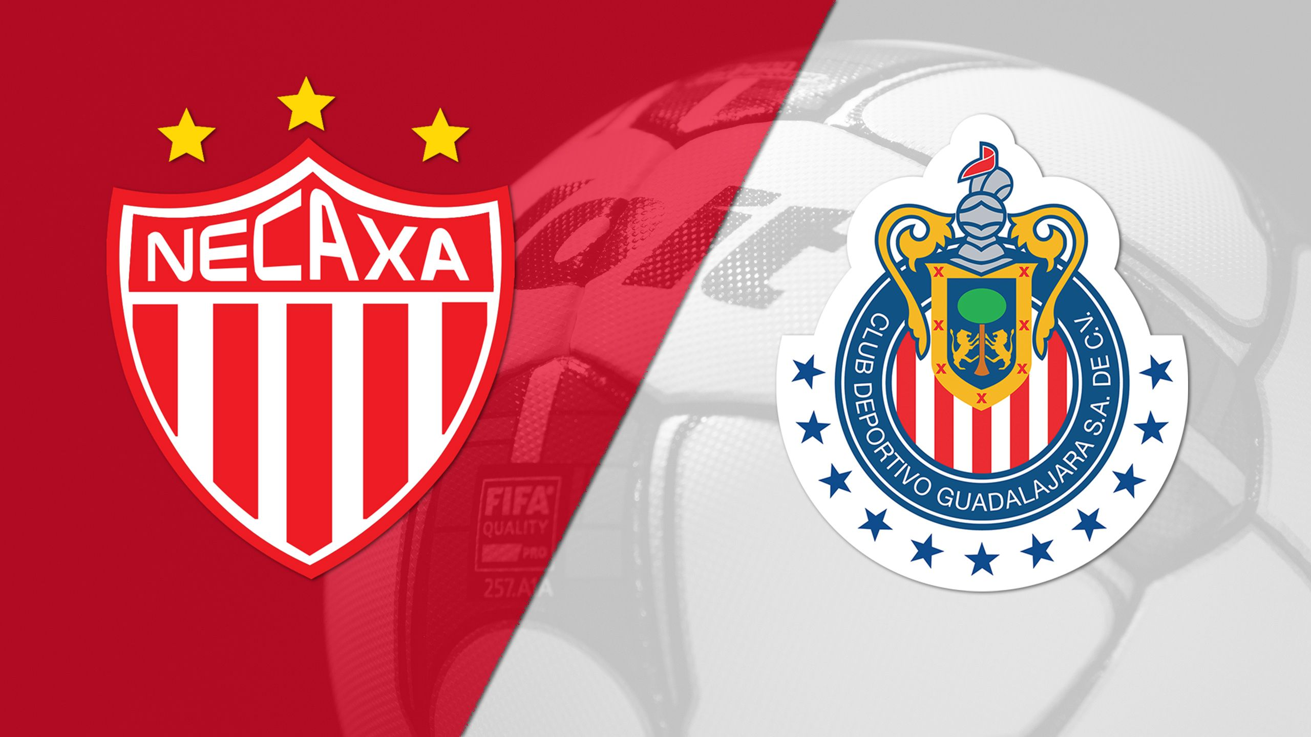 In Spanish - Rayos del Necaxa vs. Chivas de Guadalajara (Matchday #3) (Liga MX)