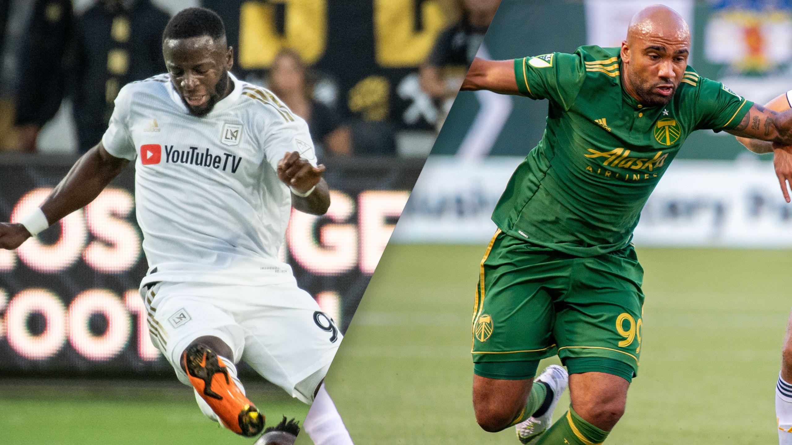LAFC vs. Portland Timbers