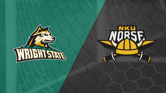Wright State vs. Northern Kentucky (M Soccer)