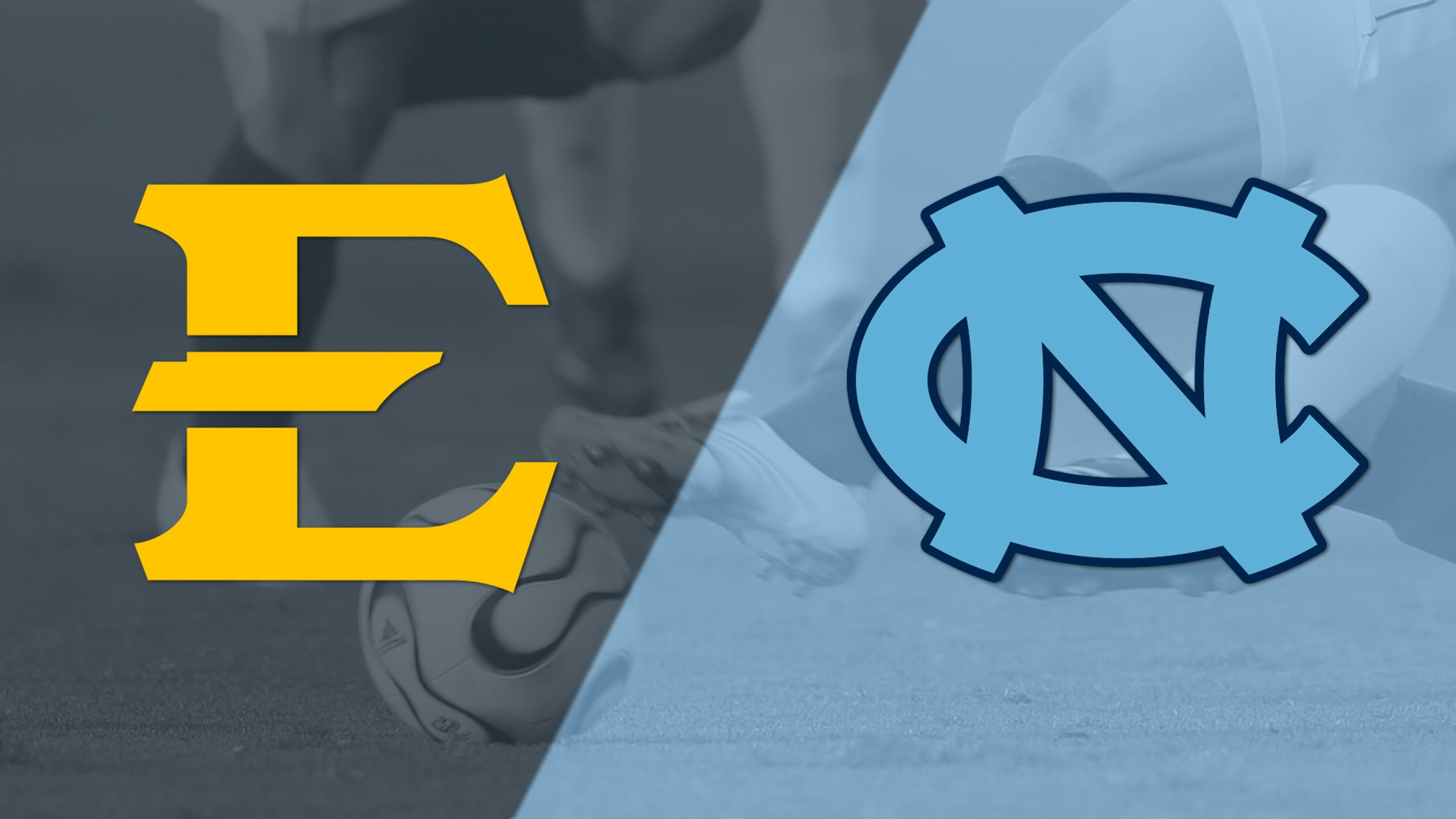East Tennessee State vs. #2 North Carolina (M Soccer)
