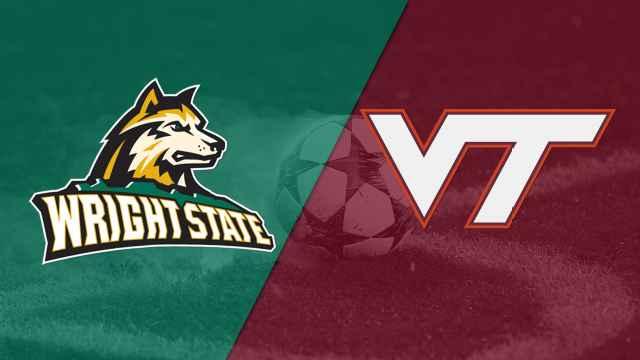 Wright State vs. #15 Virginia Tech (M Soccer)