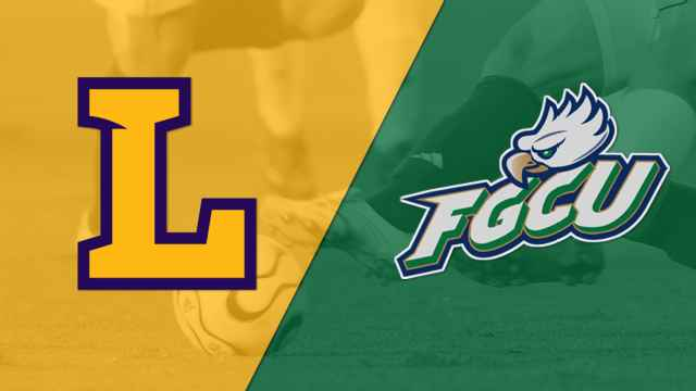 Lipscomb vs. Florida Gulf Coast (Semifinal) (Atlantic Sun Men's Soccer Championship)