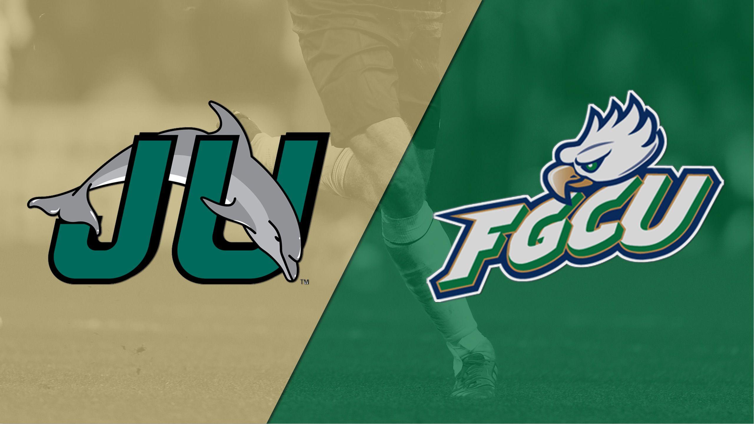 Jacksonville vs. #21 Florida Gulf Coast (Final) (Atlantic Sun Men's Soccer Championship)