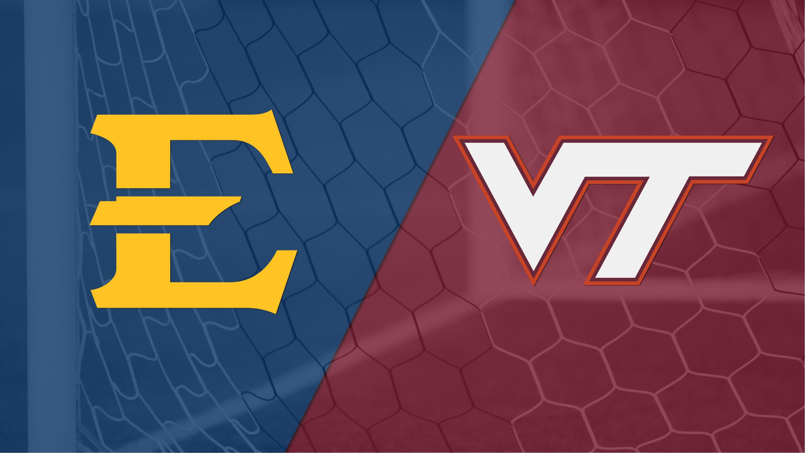 East Tennessee State vs. Virginia Tech (First Round) (NCAA Men's Soccer Championship)
