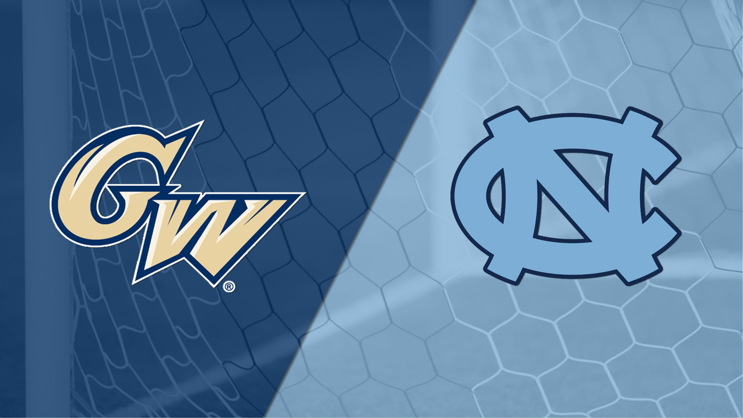 George Washington vs. #7 North Carolina (M Soccer)