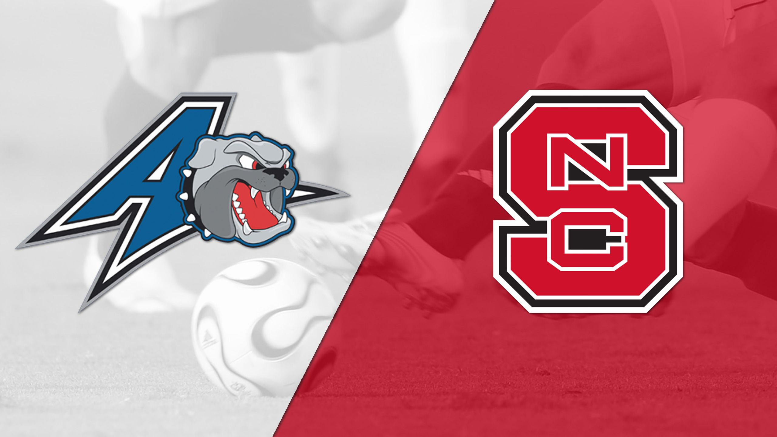 UNC-Asheville vs. NC State (M Soccer)