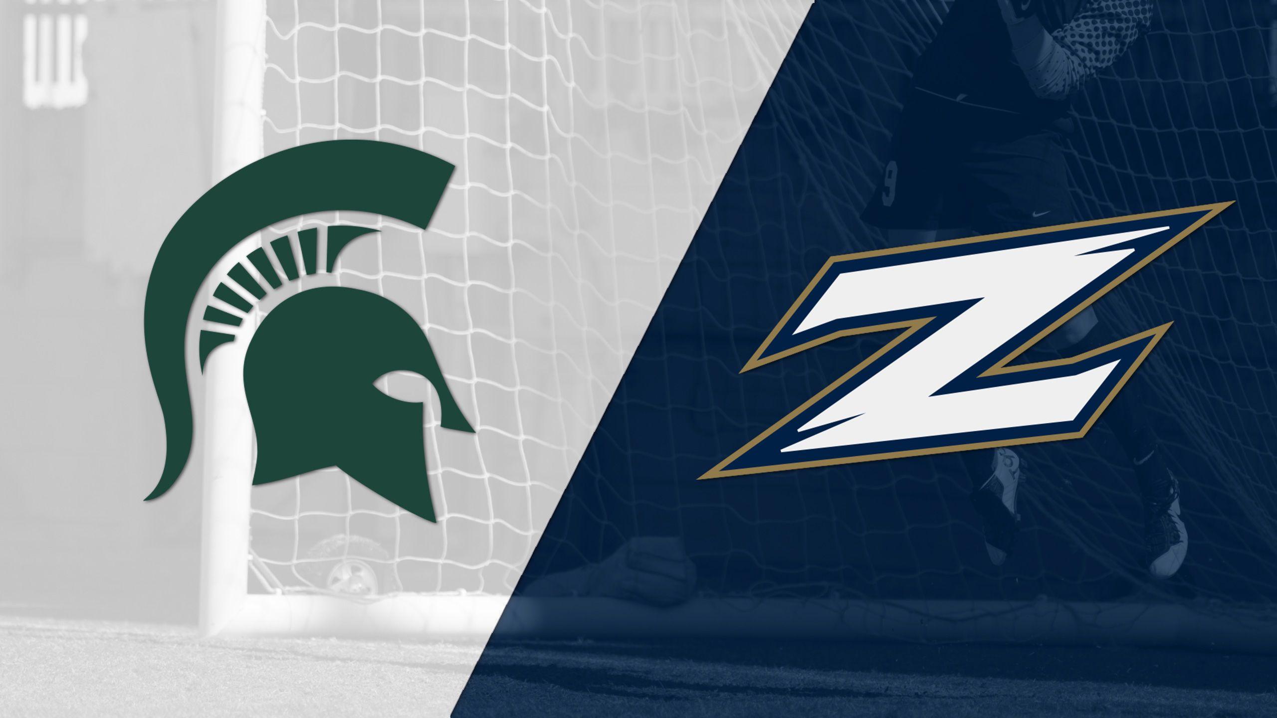 #4 Michigan State vs. Akron (M Soccer)