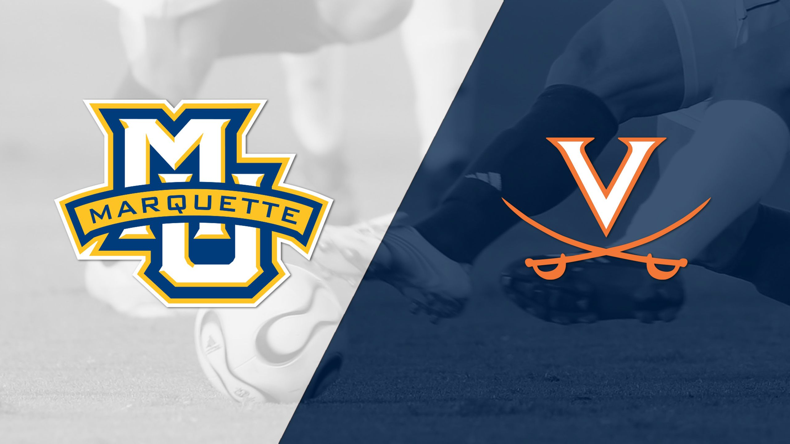 Marquette vs. #12 Virginia (M Soccer)