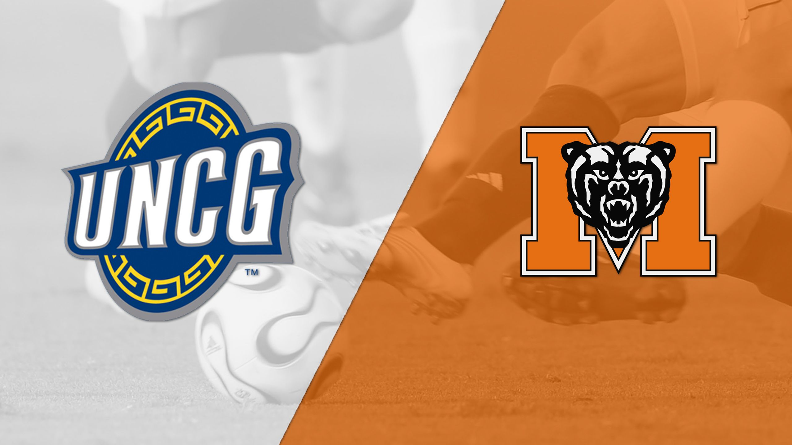 UNC Greensboro vs. Mercer (M Soccer)