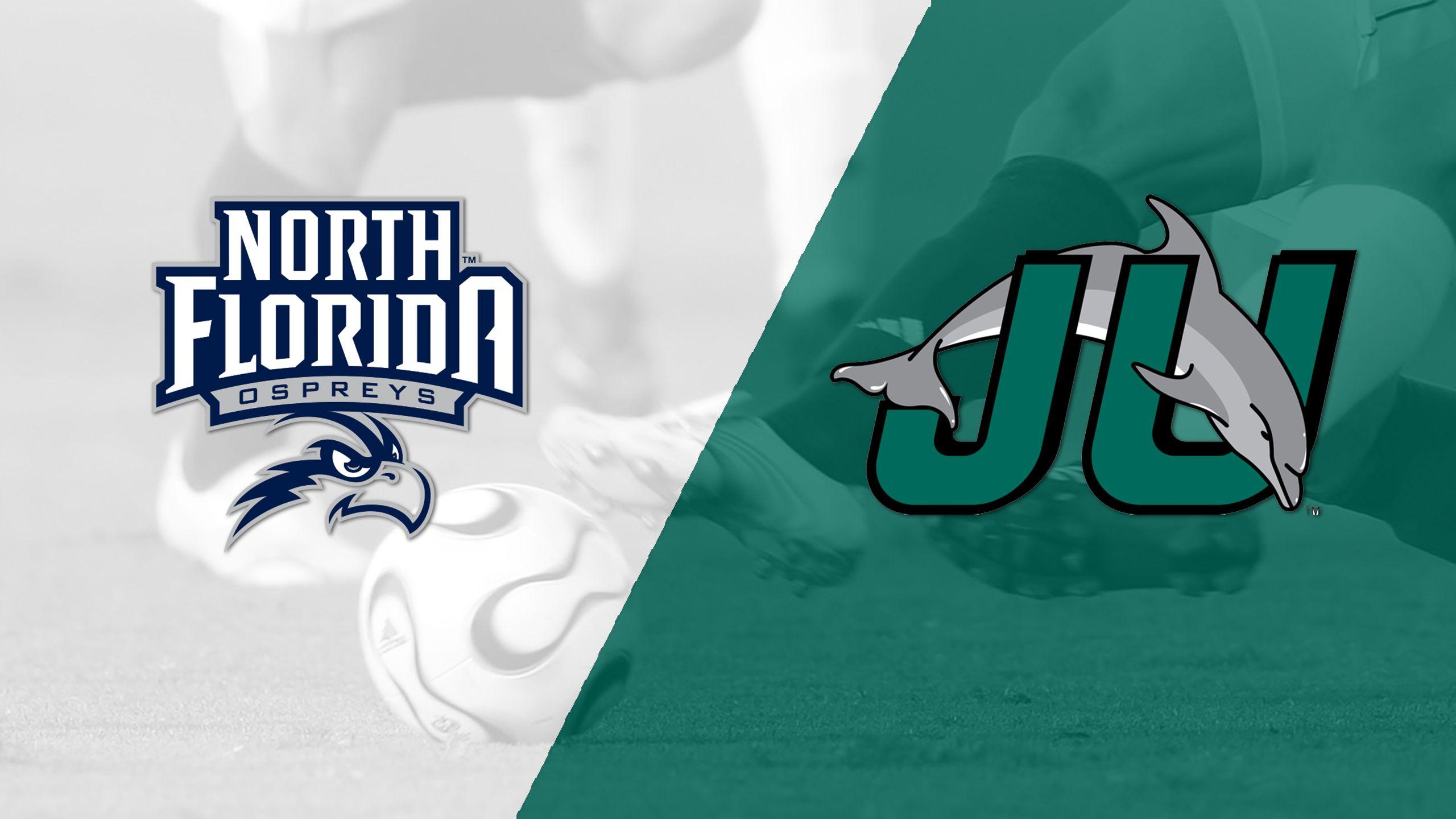 North Florida vs. Jacksonville (M Soccer)
