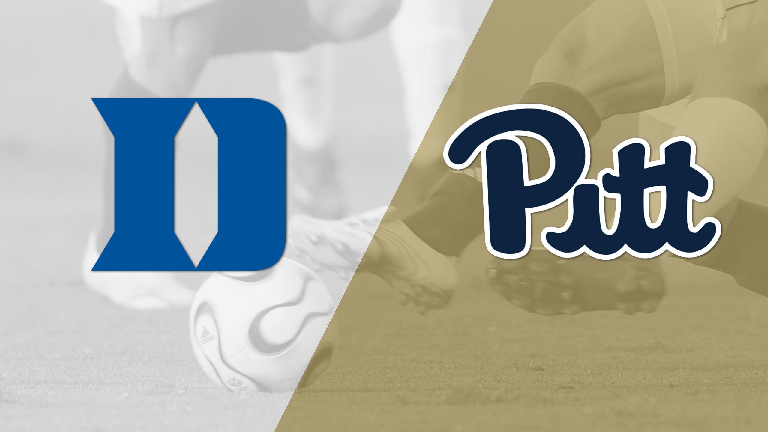 #19 Duke vs. Pittsburgh (M Soccer)