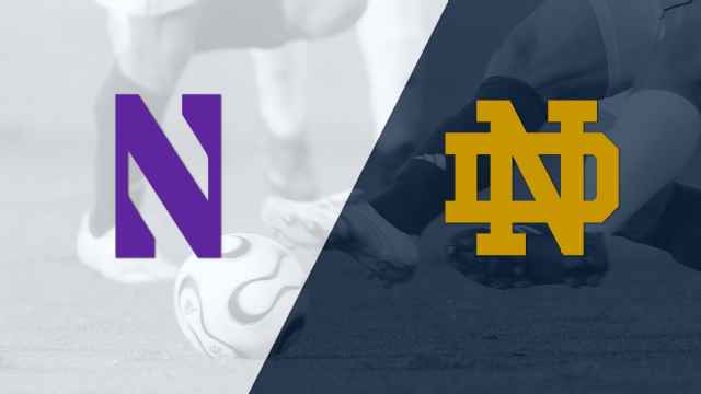 Northwestern vs. #9 Notre Dame (M Soccer)