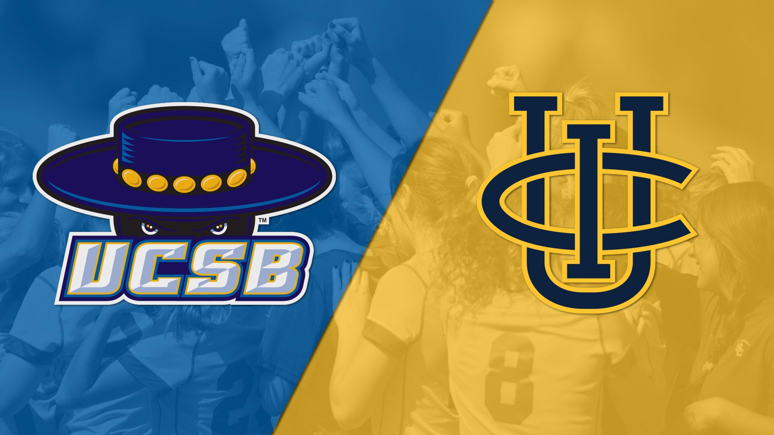 UC Santa Barbara vs. UC Irvine (W Soccer)