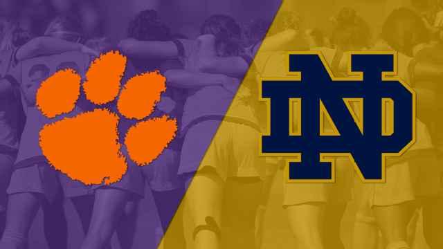 #12 Clemson vs. #20 Notre Dame (W Soccer)