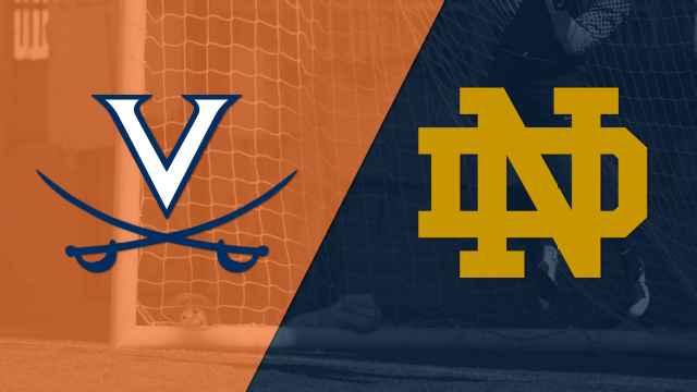#8 Virginia vs. #20 Notre Dame (W Soccer)