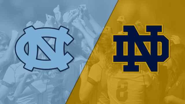 #11 North Carolina vs. #20 Notre Dame (W Soccer)
