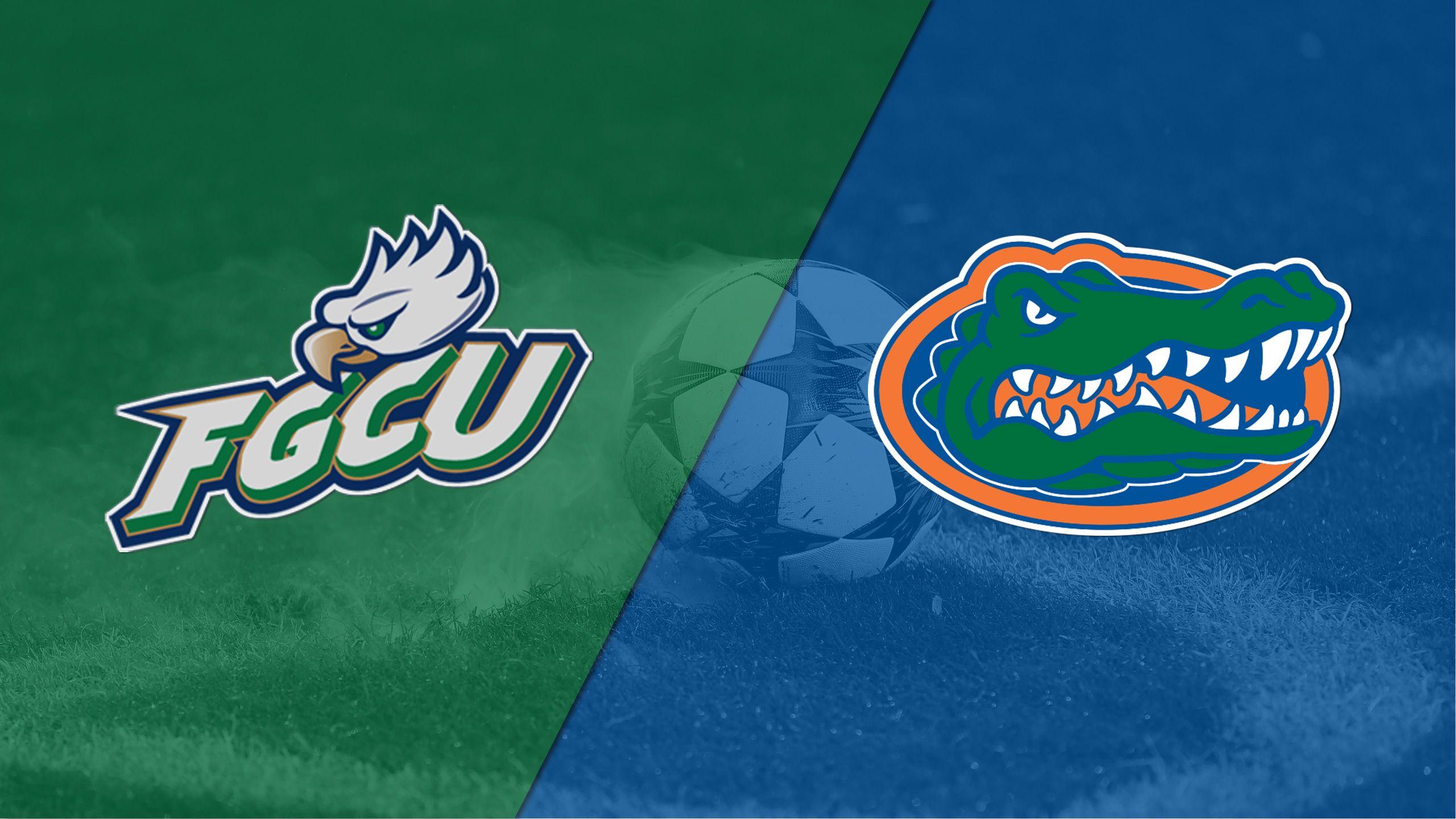 Florida Gulf Coast vs. Florida (First Round) (NCAA Women's Soccer Championship)
