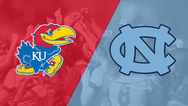 Kansas vs. North Carolina (Second Round) (NCAA Women's Soccer Championship)