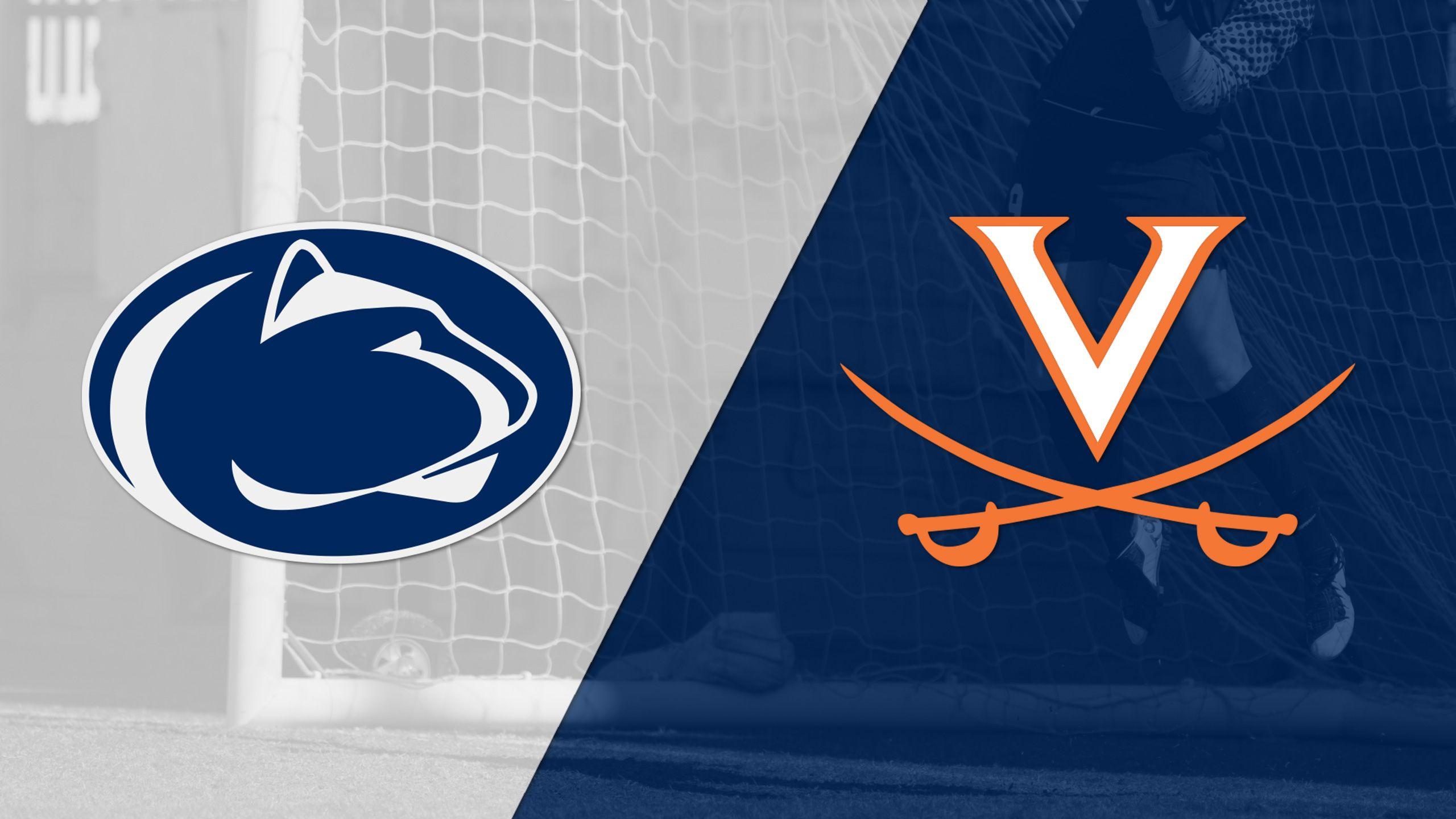 #5 Penn State vs. #8 Virginia (W Soccer)