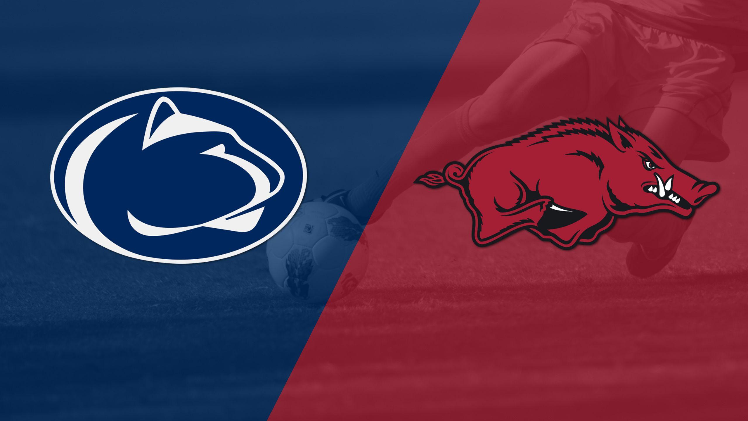 #9 Penn State vs. Arkansas (W Soccer)