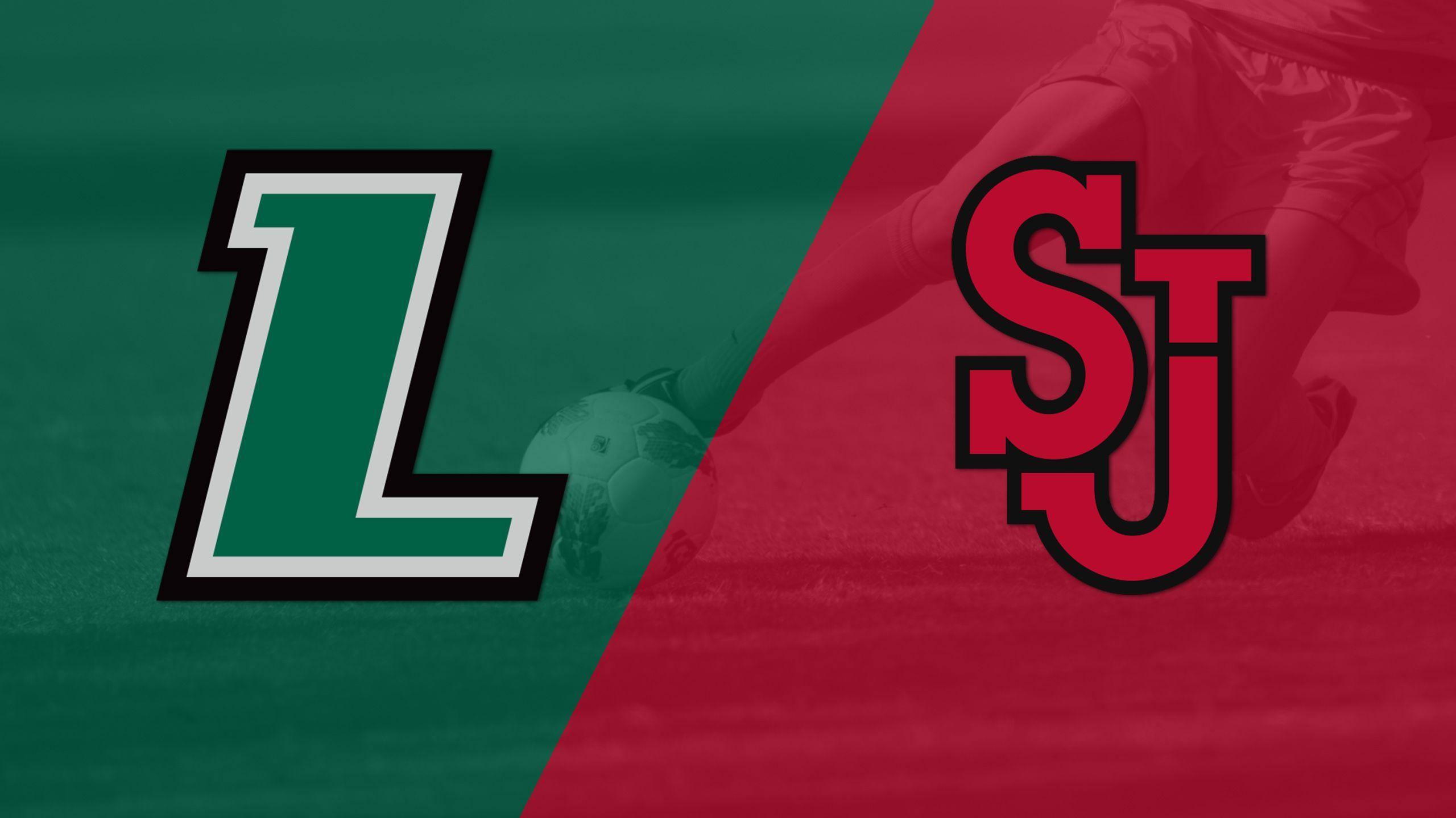 Loyola (MD) vs. St. John's (W Soccer)