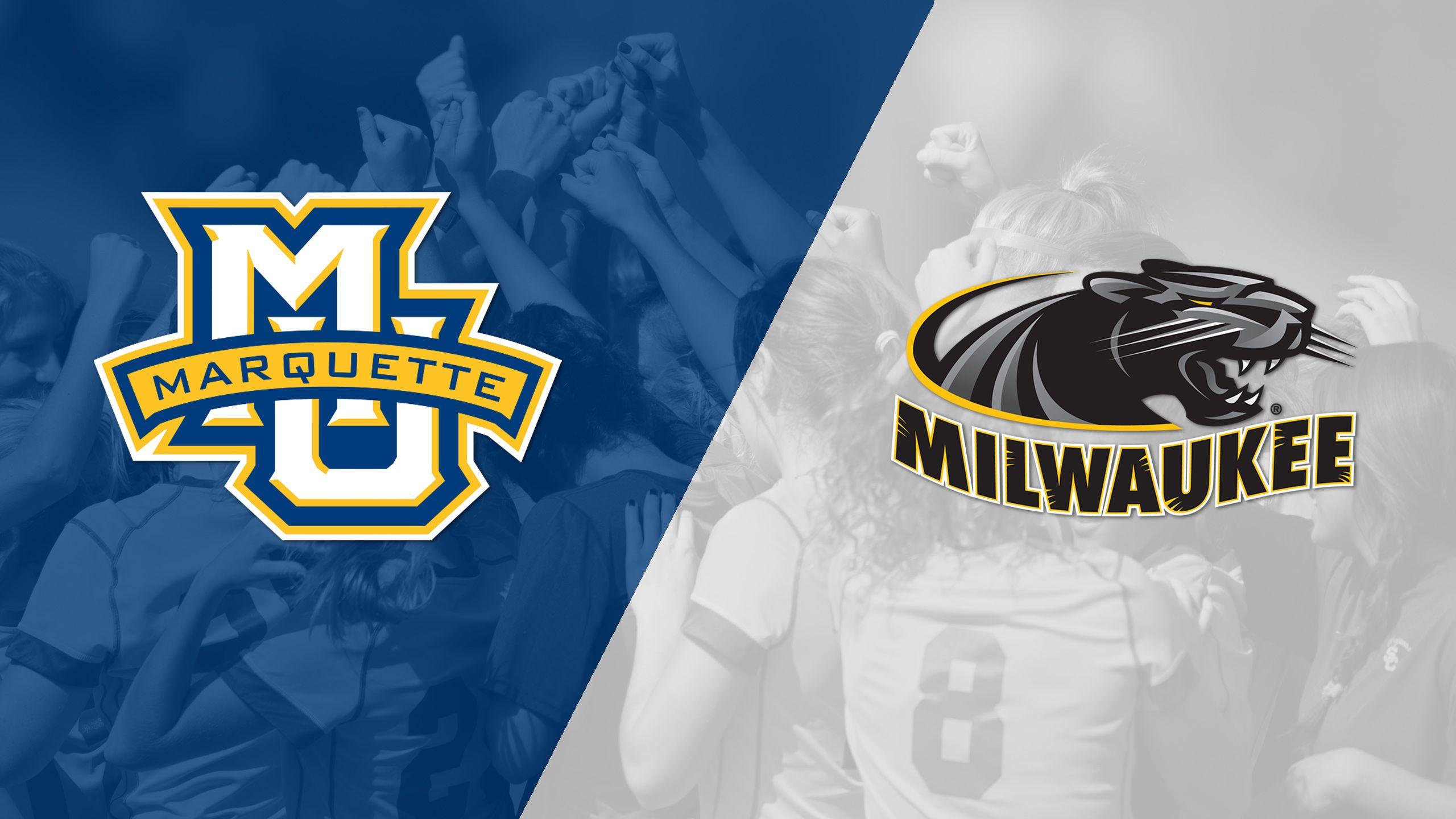#19 Marquette vs. Milwaukee (W Soccer)