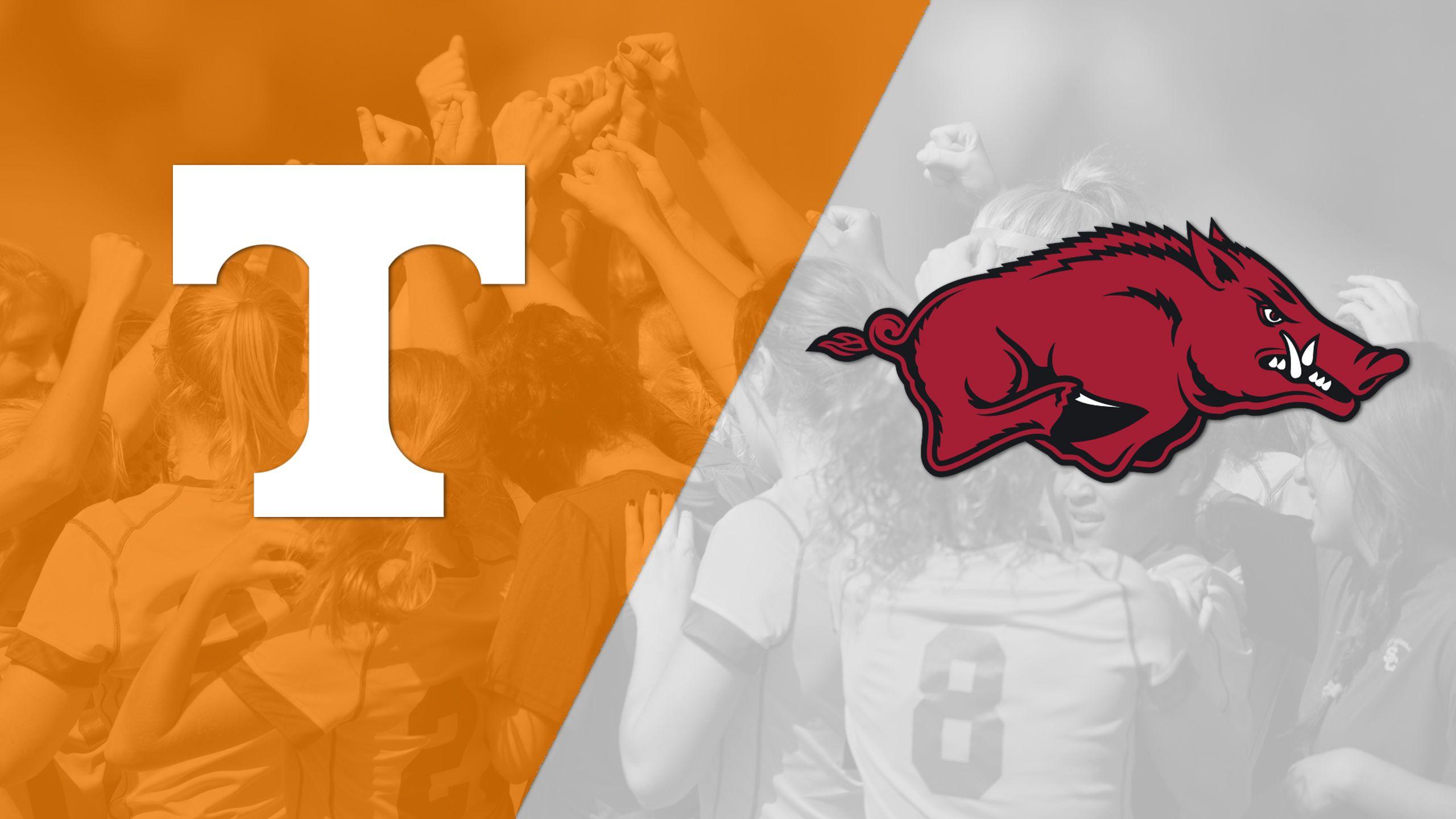 #19 Tennessee vs. Arkansas (W Soccer)