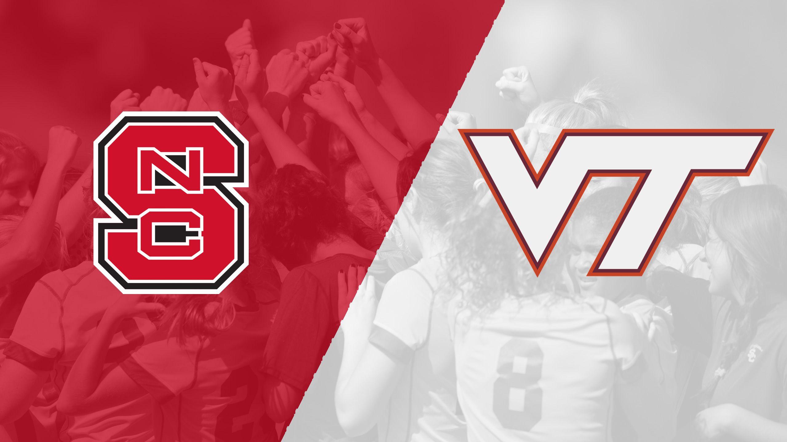 NC State vs. Virginia Tech (W Soccer)