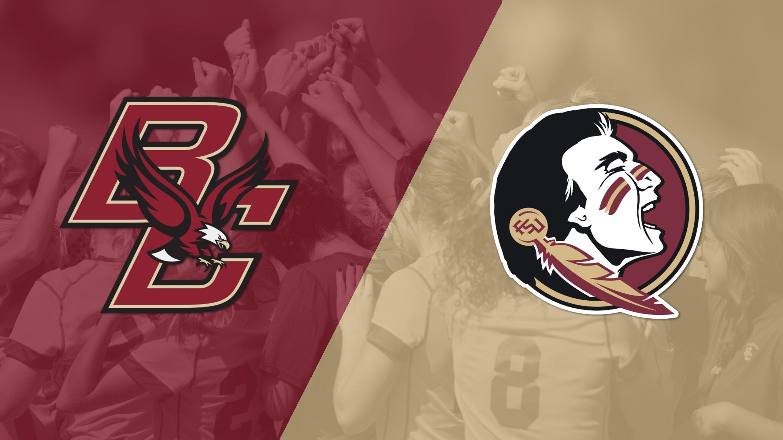 Boston College vs. #16 Florida State (W Soccer)